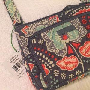 Vera Bradley Little Hipster cross body purse